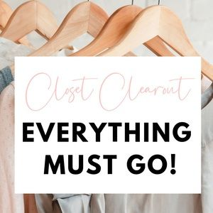 Shoes - CLOSET CLEAR OUT! Going out of business SALE!